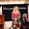 Holland Harvard '13, winner of the Frank W. Trevor Cup