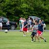 Alumni Soccer Game 23
