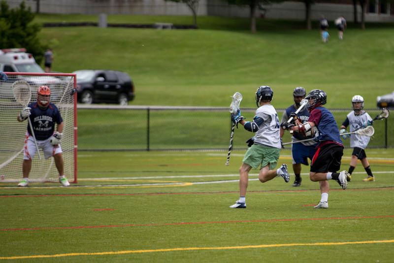 Mike Fuller Alumni Lacrosse Game 16