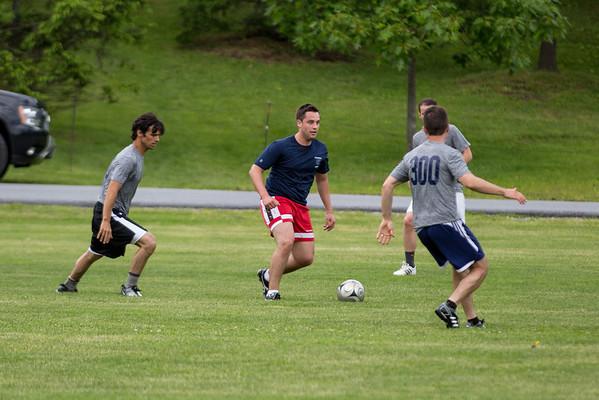 Alumni Soccer Game 25
