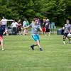 Alumni Soccer Game 12