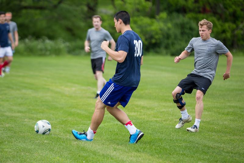 Alumni Soccer Game 06