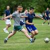 Alumni Soccer Game 14