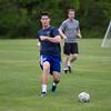 Alumni Soccer Game 17