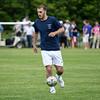 Alumni Soccer Game 08