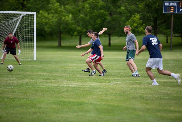Alumni Soccer Game 19