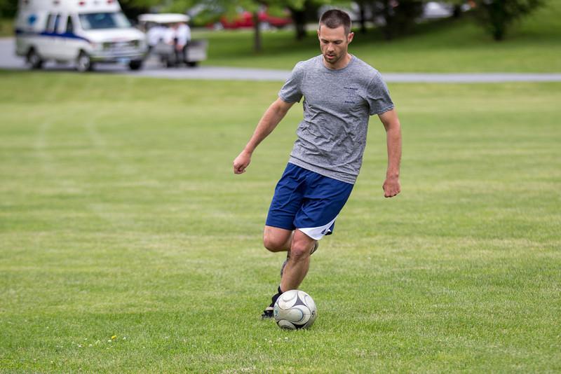 Alumni Soccer Game 10