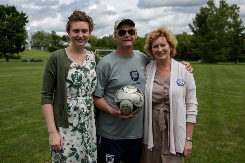 Alumni Soccer Game 02