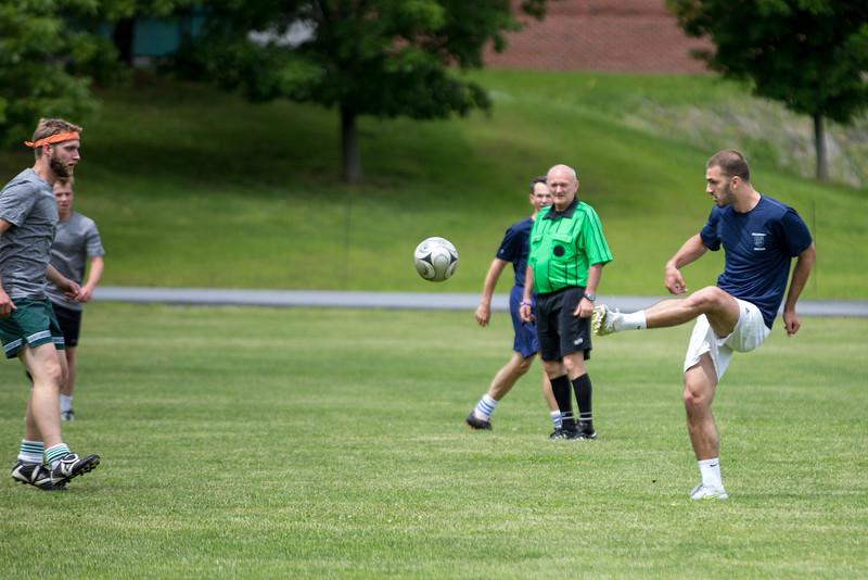 Alumni Soccer Game 21