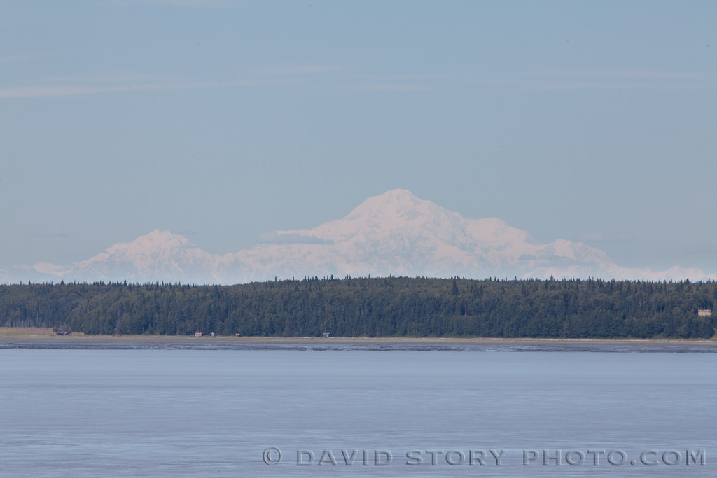 Denali from Anchorage, AK.