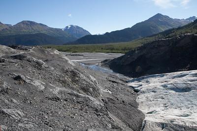 Exit Glacier. Seward AK.