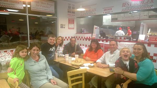11.05.13 Journey Group Dinner