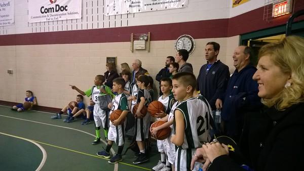 12.03.13 Zane 1st Travel Basketball Game