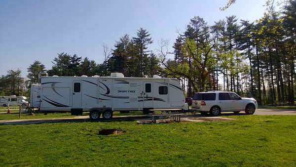 04.29.13 Our RV and Winton Woods Campground