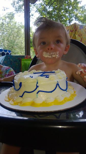 06.24.13 Baby Austin's 1st Birthday