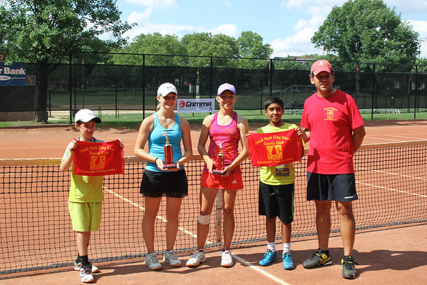 06.29.13 Frick Park 12 and Under Tennis Tournament
