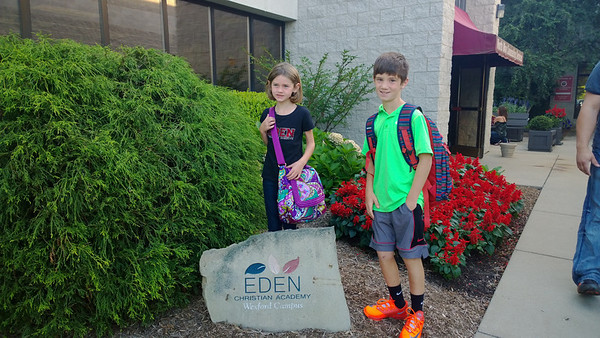 08.19.13 1st Day of Eden Christian Academy