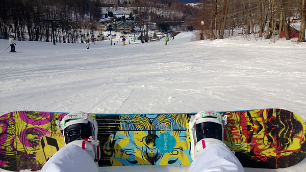 02.24.13 Eden Hidden Valley Snowboarding