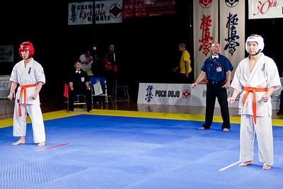 Canadian Kyokushin Karate Championship 2013