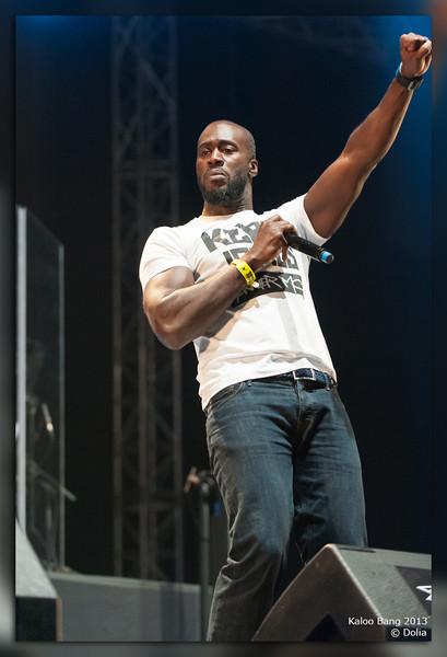 Kery James - rap - Guadeloupe