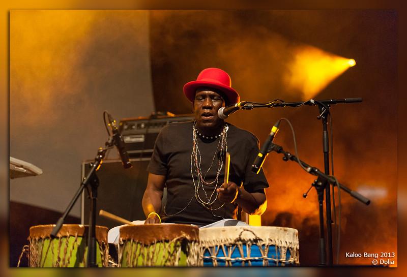 Owiny Sigoma Band - afro-électro groove - Kenya GB