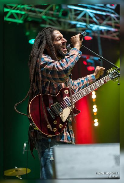 Julian Marley - Reggae - Jamaïque