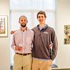 Dave Kaufmann and Ben Marr '14