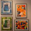 Works by Alex Van '16, Gavin Schneible '16,Ruojing Wang '14, Maggie Guo '16