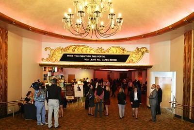 "The 20 Million Minds Foundation sponsored a screening of ""Ivory Tower"" at the Crest Theatre in downtown Sacramento on June 16, 2014."