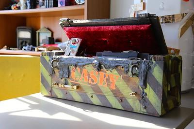 Casey Marshall's artist toolkit