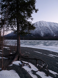 Quartz Creek Campground, Cooper Landing, AK.