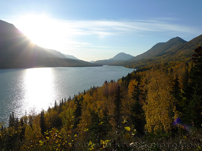 Our Point of View. Cooper Landing, AK.