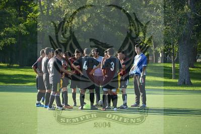 PMA Boys Soccer V.S. Wells