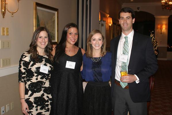Boston Holiday Reception 2014