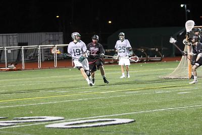 Senior, Tyler Johnston #19