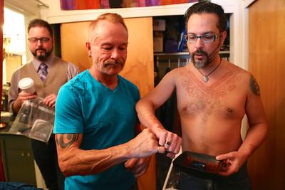 Wedding of Michael Shugert and John Perez on May 9, 2015