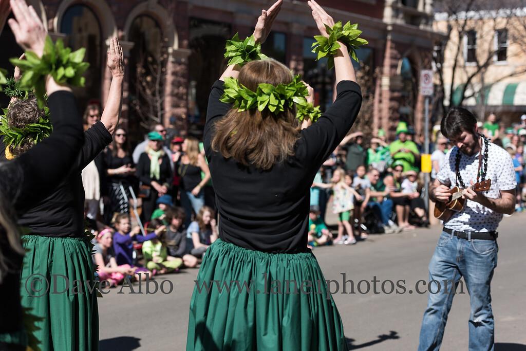 Worlds Shortest St. Patricks Day Parade