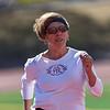 100 meter time trial