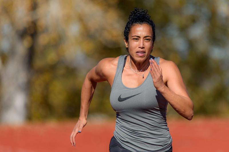 ric rojas running workout november 8