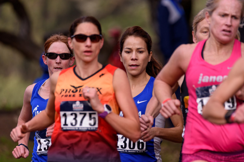USATFXC Club Nationals, Golden Gate Park, San Francisco