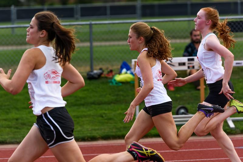 Girls  in motion