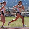 800 meters, women