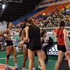 Girls 400 final
