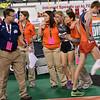 Girls 4x400 final