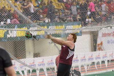 Boys weight throw