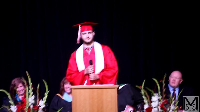 2000 Something - Matt Morgan - Wasilla 2016 Graduation