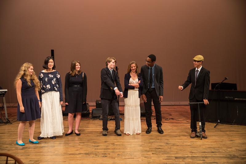 Arts Night - Fall 2014