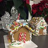 Decorating Gingerbread Houses - 2015