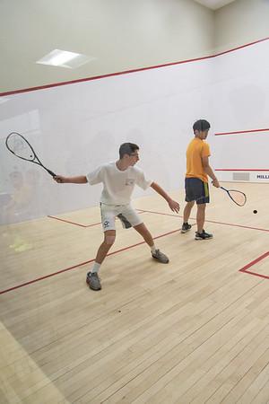 Boys JV Squash