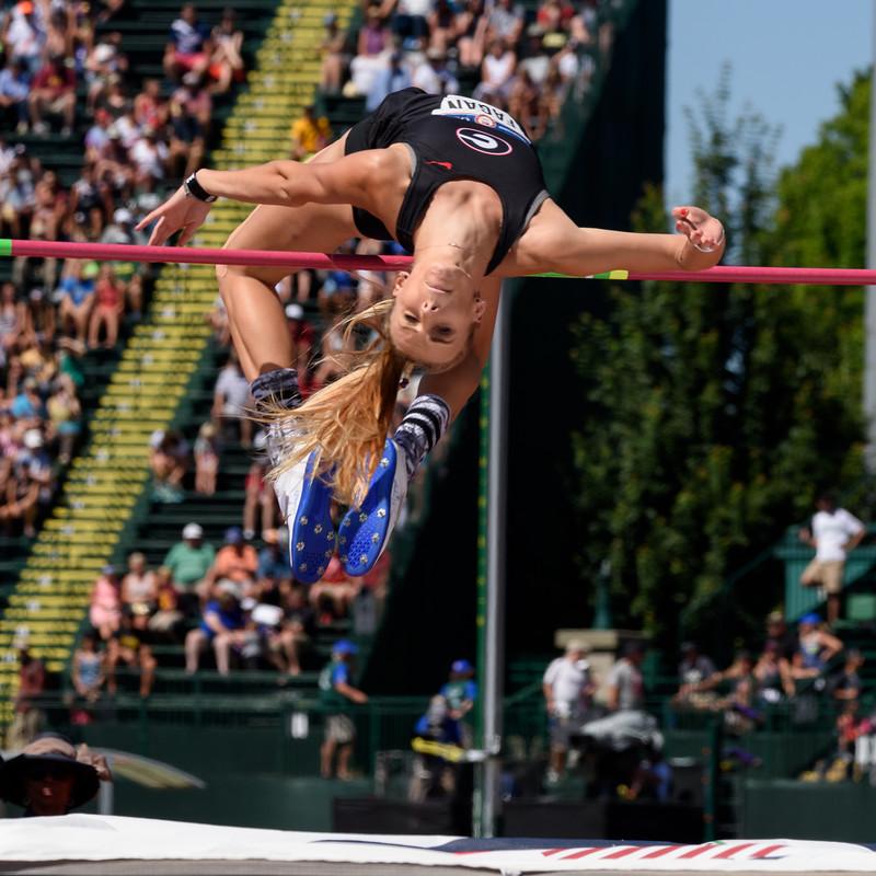 High Jump Finals